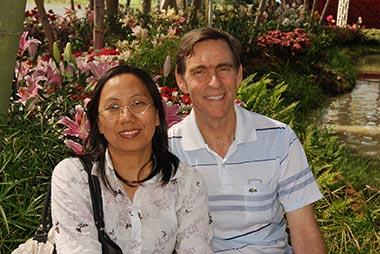 Stephen and Joy Hanson